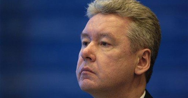 Putin's chief of staff named new mayor of Moscow