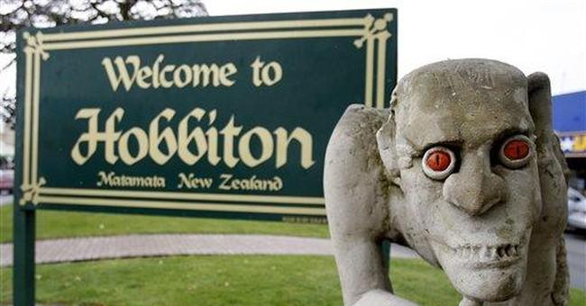 Studios: Tax breaks or no 'Hobbit' for New Zealand