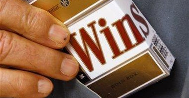 Higher cigarette prices help Reynolds American 3Q