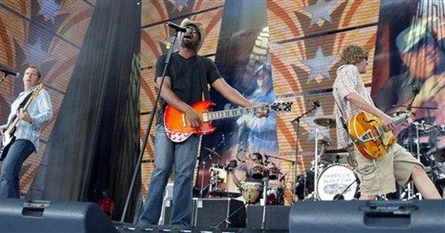 Hootie & The Blowfish celebrate 25th anniversary