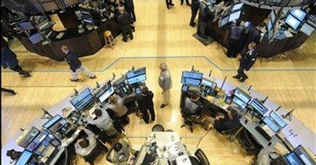 Stocks end higher for 3rd straight week
