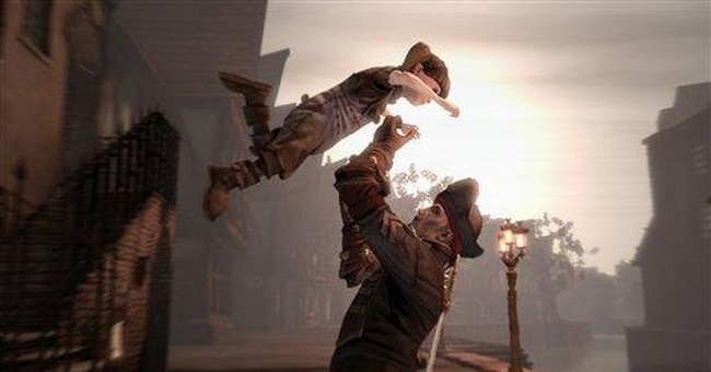 'Fable III' offering new way to play as gay