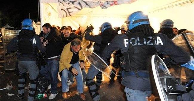 Italy's Berlusconi promises to fix garbage crisis