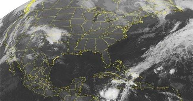 Richard prompts tropical storm warning in Honduras