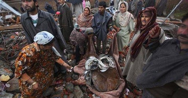 Pakistan urges US to intervene in Kashmir dispute