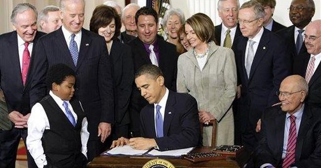 AP-GfK Poll: Americans split on health care repeal