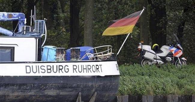 Skipper of Dutch passenger ferry killed in crash