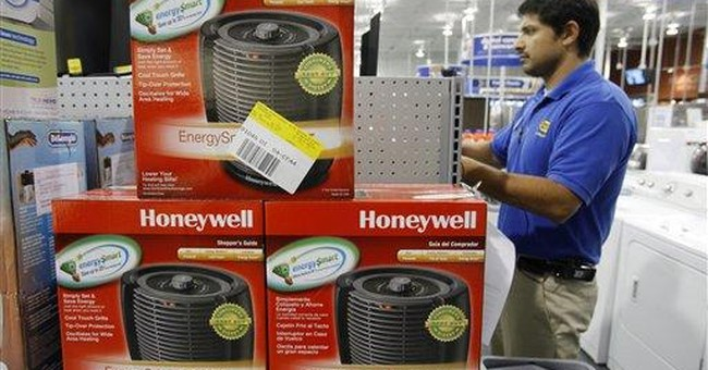 Honeywell 3Q earnings fall due to pension charge