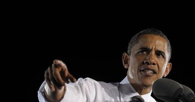 Obama: Consumers lose if financial law repealed