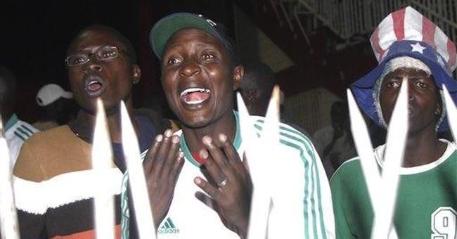 Kenya Red Cross: 7 fans die from football stampede