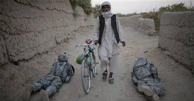 NATO squeezing Taliban, but no claims of victory