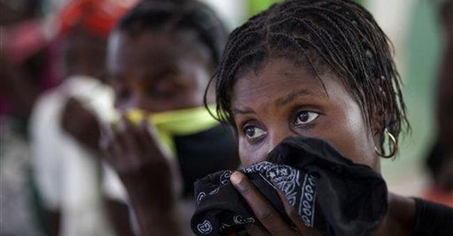 Cholera outbreak creeps closer to Haiti's capital