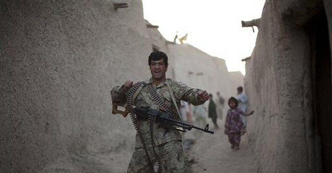 Ban on private guards threatens Afghan aid work
