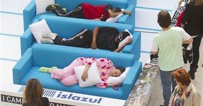 Snoring Ecuadorean wins Spanish siesta contest