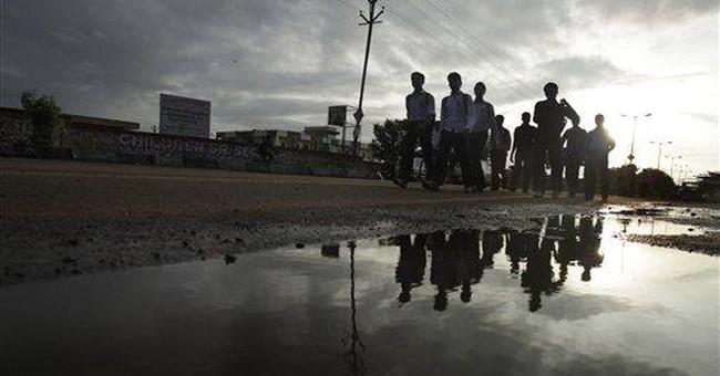 Indian cram school town redraws lines of success