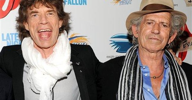 Keith Richards says Mick Jagger enraged him