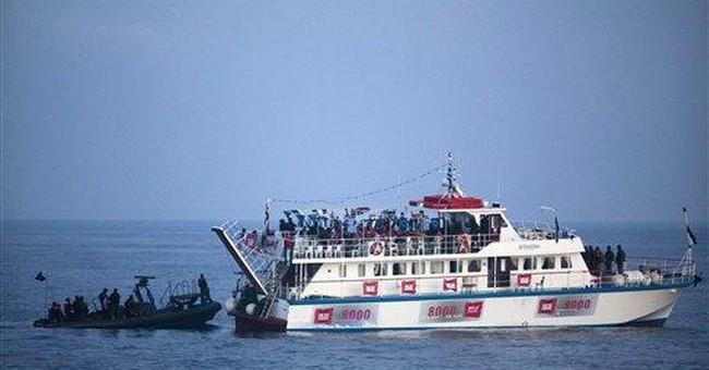 Israel army chief defends flotilla raid at inquiry