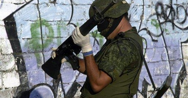 Mexico: 13 dead in massacre at Ciudad Juarez party