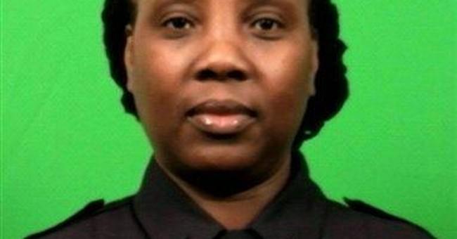 Hair, hair! Off-duty NY cop praised in salon heist