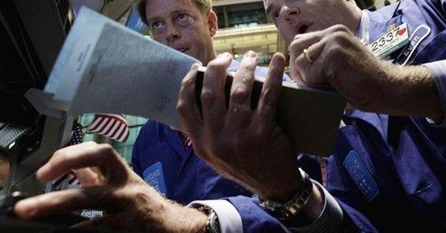 Stocks extend gains as dollar falls