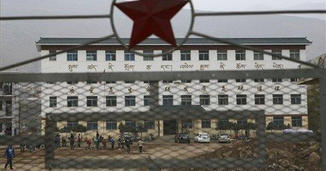 Security tightened at schools in western China