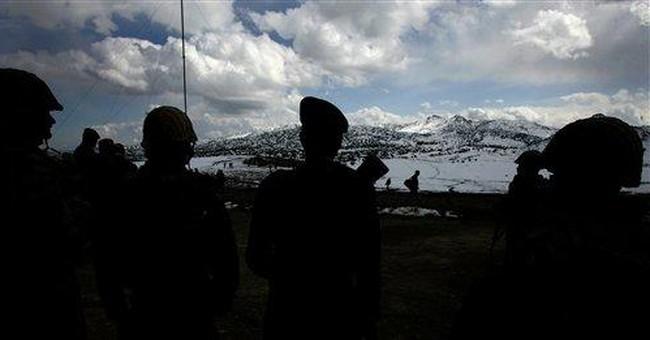 Pakistan border region becomes terror epicenter