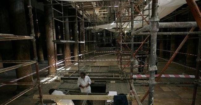 Restoration planned for Bethlehem Nativity Church