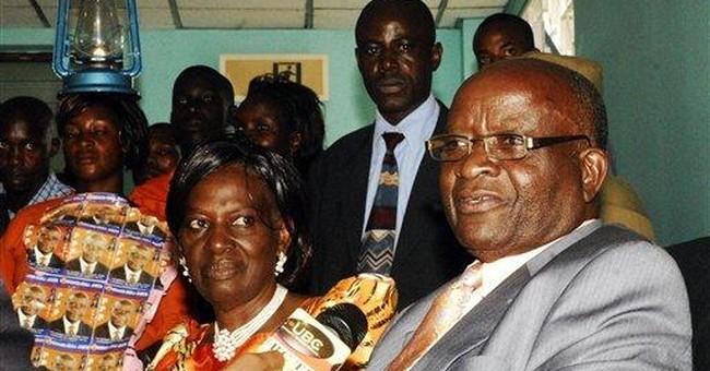 Incumbent, challengers formally enter Uganda poll