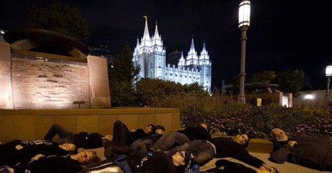 Activists: Mormon beliefs factor in LGBT struggles