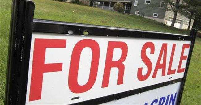 Home sales up in Sept. but more troubles ahead