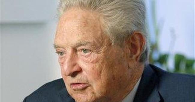 Soros gives $1M to Calif. pot legalization measure