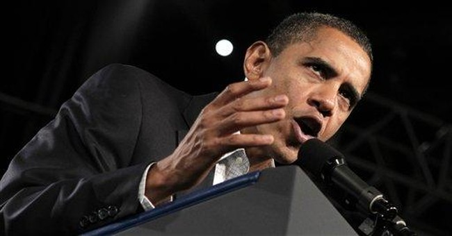 Obama plays voters' psychiatrist-in-chief on trail
