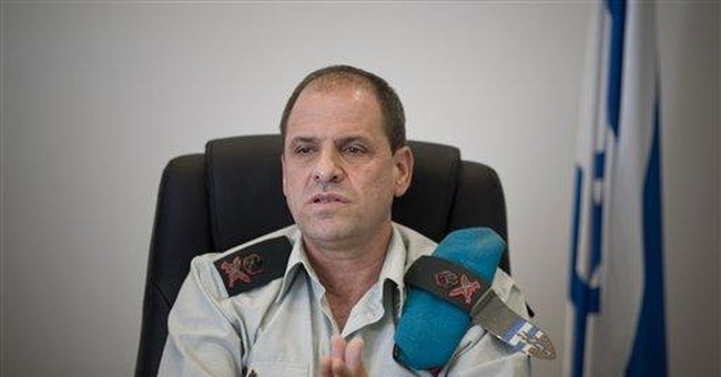 Israeli general lays out plan for reviving Gaza