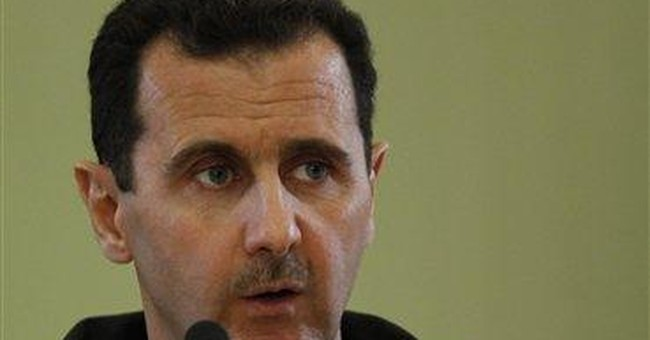 Syrian leader says US sows chaos overseas