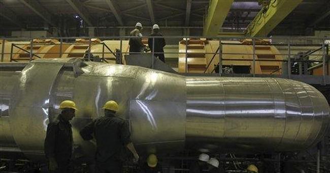 Iran says it is ready to restart nuclear talks