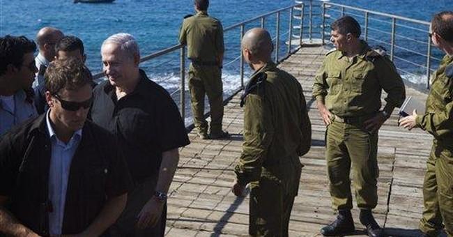 Israel PM praises troops who raided Gaza flotilla