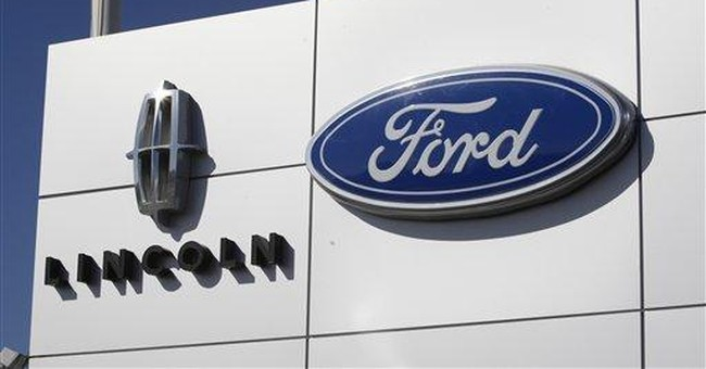 Ford keeps rolling as net income jumps, debt eases