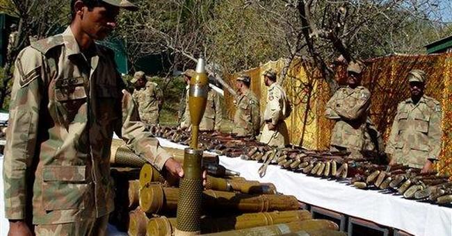 Pakistan touts success in a corner of tribal belt