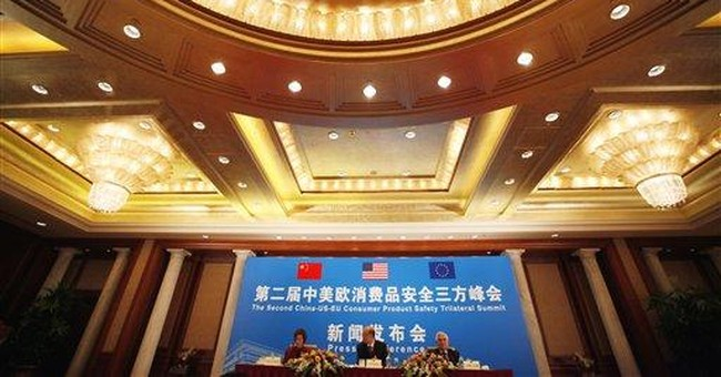 US product safety czar seeks China help on drywall