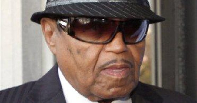 Court rejects Michael Jackson father's appeal