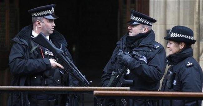 Urban terror threats prompt new UK police training