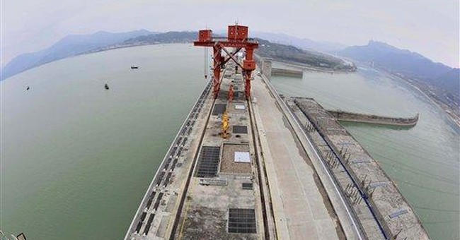 China's Three Gorges Dam reaches maximum capacity