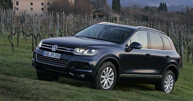 Volkswagen adds hybrid SUV, with amenities