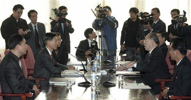NKorea demands SKorea resume large-scale food aid