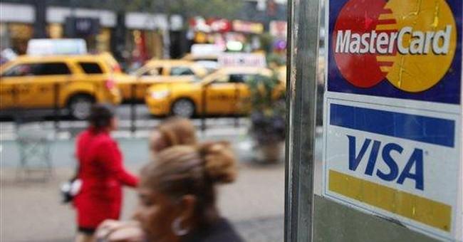 Visa 4Q profit up 51 percent as card use rises