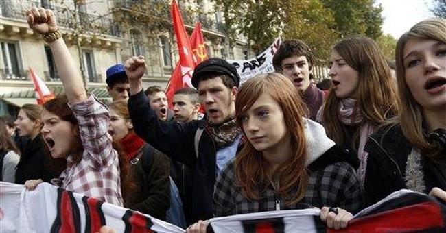 France's parliament approves pension reform