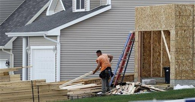 New home sales rise 6.6 pct. after dismal summer