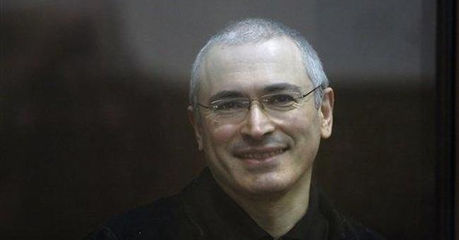 Khodorkovsky calls case against him utter rubbish