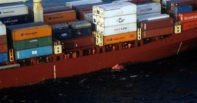 UK: Fire aboard fish processing ship under control