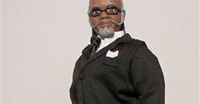 'Rent Too Damn High' NY candidate inspires doll